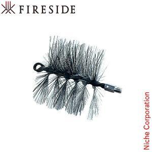 [A]ワイヤー・ブラシ φ152mm 6インチ用 [ 4172 ] [ ファイヤーサイド fireside ]