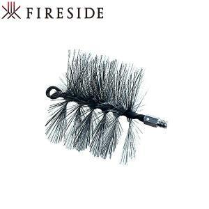 [A]ワイヤー・ブラシ φ203mm 8インチ用 [ 4174 ] [ ファイヤーサイド fireside ]