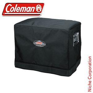 コールマン coleman スチールベルトクーラーカバー(ブラック) 6155-357XJ アウトドアなら オートキャンプ 用品 のニッチ! キャンプ用品|niche-express