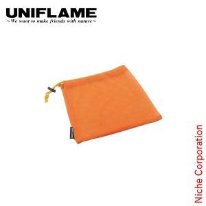 UNIFLAME ユニフレーム ORメッシュケース M 668887 キャンプ用品|niche-express