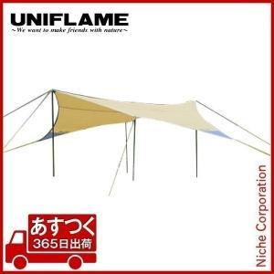 ユニフレーム REVOタープ L ( 681190 )|niche-express