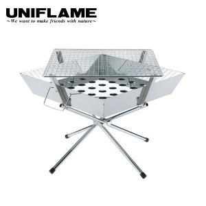 niche express 683040 uniflame - 母子キャンプに行ったら焚き火をしよう!焚き火をするのに必要な物
