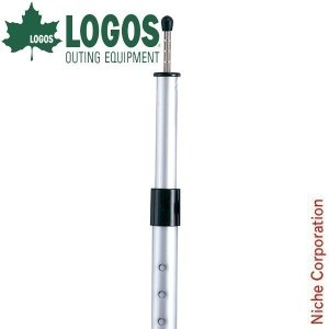 ロゴス プッシュアップポール250cm [71903000] LOGOS   ■ 仕様 重量:(約)...