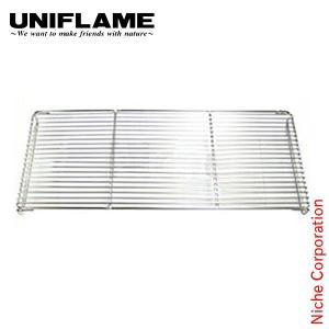 ユニフレーム UNIFLAME ユニセラロング用ワイヤー網 キャンプ用品 niche-express