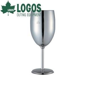 ロゴス ステンレスワイングラス ( 81285112 ) キャンプ用品|niche-express