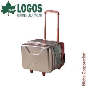 ロゴス ハイパー氷点下トローリークーラー [ 81670100 ] LOGOS  ■ 仕様 総重量:...