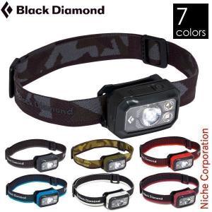 ブラックダイヤモンド ストーム400 BD81108 ヘッドライト|niche-express