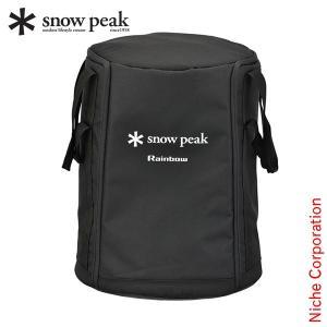 snow peak スノーピーク レインボーストーブ バッグ  BG-101