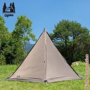 オガワキャンパル(ogawa) タッソ テント 2726 キャンプ用品|niche-express