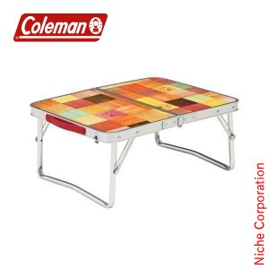 コールマン ナチュラルモザイク ミニテーブルプラス 2000026756 キャンプ用品