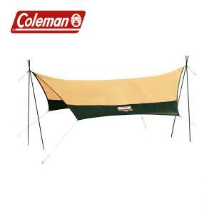 コールマン XPヘキサタープ/MDX (グリーン) 2000028621 キャンプ用品