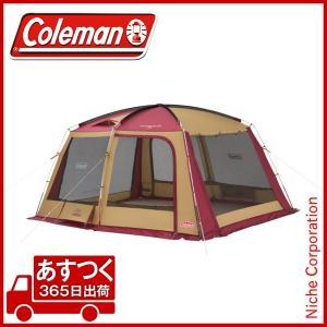 コールマン タフスクリーンタープ/400 [ 2000032599 ]|niche-express
