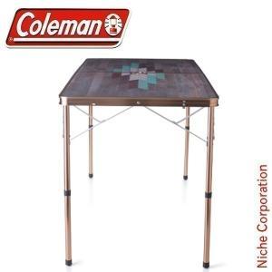 【連休中休まず出荷】 コールマン ILリビングテーブル/120 プラス  2000032521 キャンプ用品|niche-express