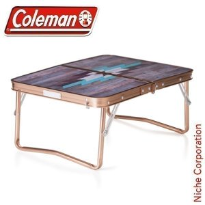 【連休中休まず出荷】 コールマン ILミニテーブルプラス  2000032522 キャンプ用品|niche-express