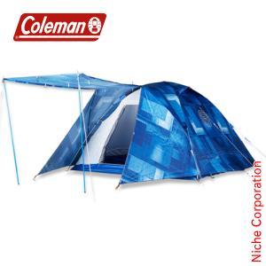 コールマン Indigo Label タフワイドドームIV/300  2000030326 キャンプ用品 コールマンオリジナルスツールプレゼント|niche-express