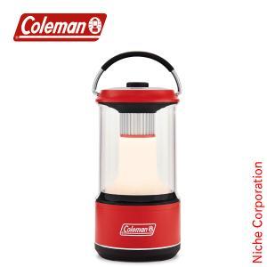 コールマン バッテリーガードLED ランタン/800(レッド)  2000034242 キャンプ用品|niche-express