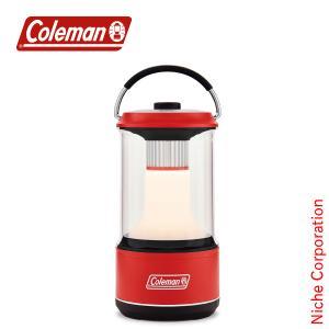 コールマン バッテリーガードLED ランタン/1000 (レッド) 2000034245 キャンプ ライト