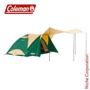 コールマン タフオープン2ルームハウス  2000036436 キャンプ用品|niche-express