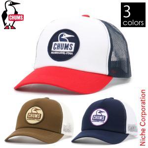 チャムス ブービーフェイスメッシュキャップ CH05-1158 帽子 野球帽  キャンプ用品 niche-express