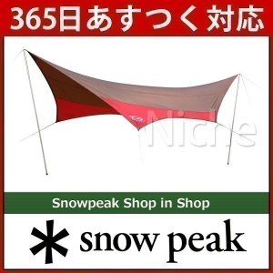 snow peak スノーピーク クラシックタープ ヘキサL  FES-101|niche-express