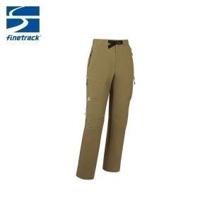 ファイントラック finetrack ストームゴージュアルパインパンツレギュラー WOMEN'S (サバンナ)  FBW0501(SV) アウトドア用品|niche-express