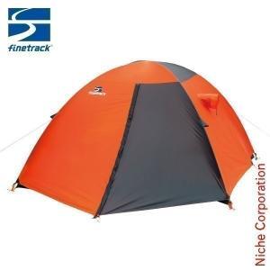 テント ファイントラック カミナドーム4  FAG0314-OG/GY アウトドア用品 4人用|niche-express
