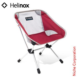 Helinox ヘリノックス チェアワン ミニ (ルバーブ)  1822168-RUBB キャンプ用品|niche-express