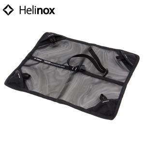 Helinox ヘリノックス チェアワン グラウンドシート (ブラック)  1822196-BK キャンプ用品 アウトドア用品|niche-express