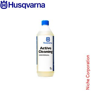 ハスクバーナ アクティブクリーニング洗剤 1L [ H583876901 ]