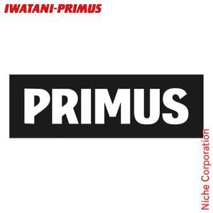 イワタニプリムス PRIMUS ステッカーL ホワイト 転写タイプ P-ST-WT2 niche-express