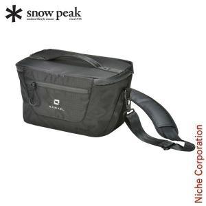 スノーピーク KAMAEL ショルダーバッグ KM-002 キャンプ用品 アウトドア用品|niche-express