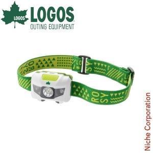 ロゴス ライト ROSY LEDヘッドライト アウトドア 頭|niche-express