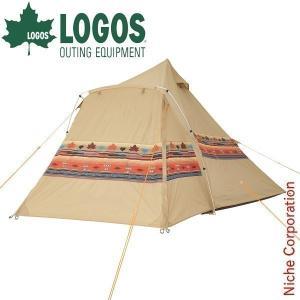 ロゴス ナバホEX Tepeeリビング400-AI  71806520 キャンプ用品 niche-express