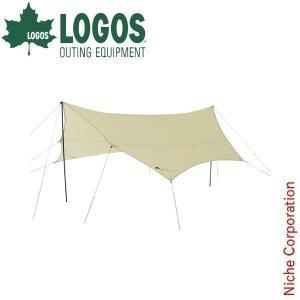 キャッシュレスポイント還元 ロゴス タープ グランベーシック BIGオクタゴン-AG キャンプ オクタ型|niche-express