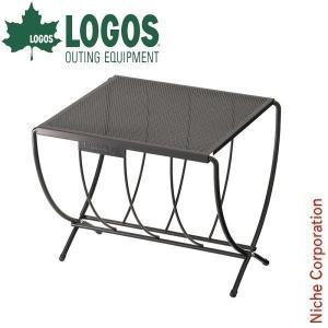ロゴス 薪ラックテーブル 81064154  キャンプ テーブル アウトドア|niche-express