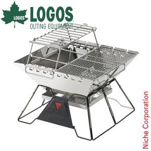 ロゴス LOGOStheピラミッドTAKIBI L コンプリート2020LIMITED 81064175 限定品 焚き火 焚火 グリル  キャンプ用品|niche-express