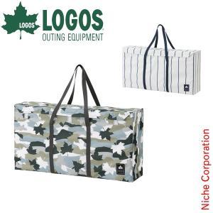 LOGOS ロゴス グリルキャリーバッグ L(カモフラ) キャンプ用品|niche-express