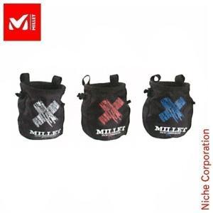 ミレー クリュックス チョークバッグ MIS1821 CRUX CHALK BAG MILLET niche-express