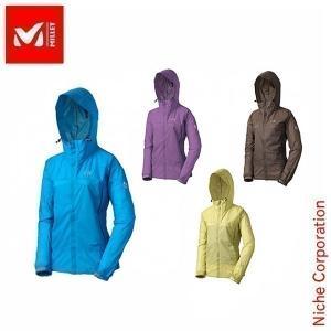 ミレー ラバンシェ EG ジャケット : MIV01120 Women's MILLET ミレー 女性用 パーカ 雨具 ウィンドブレーカーdis-out niche-express