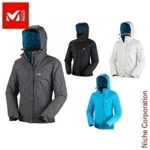 ミレー ポベダ3イン1ジャケット 女性用 MILLET ウィンドブレーカー niche-express