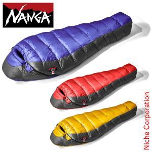 ナンガ 寝袋 UDD BAG 1000DX 01000 マミー型 シュラフ|niche-express