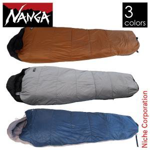 ナンガ オリジナルシュラフ アプローチ シンセティックファイバー600 APSF600 キャンプ 寝袋 NANGA|niche-express