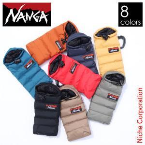 ナンガ オーロラミニスリーピングバック型携帯ケース AUR-SPBAGCS  NANGA|niche-express