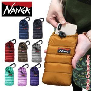 ナンガ ミニスリーピングバッグ携帯ケース N1SC スマホケース NANGA|niche-express