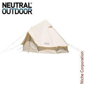 ニュートラルアウトドア GE テント 2.5m 23456 キャンプ用品|niche-express