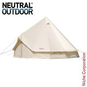 ニュートラルアウトドア GE テント 4m 23458 複数パーティ キャンプ用品|niche-express