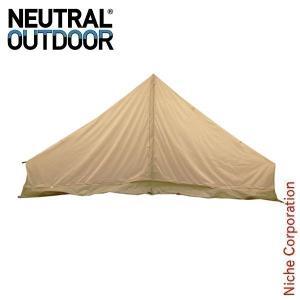 ニュートラルアウトドア GE テント 3m インナーテント 31413 テント用品 キャンプ用品 アウトドア用品|niche-express
