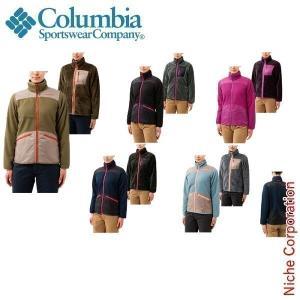 コロンビア ウィメンズカーディナルポインツジャケット(女性用) PL3208|niche-express