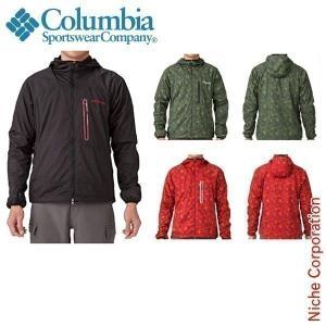 コロンビア アッパーロックリッジジャケット 男性用 PM3110 アウトドア用品|niche-express