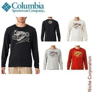 コロンビア ウェクスフォードクレストTシャツ 男性用 PM9816|niche-express